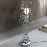 Lampe design tweed