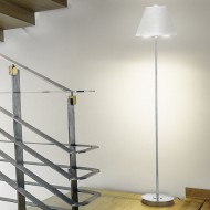 Lampadaire design led gipsy