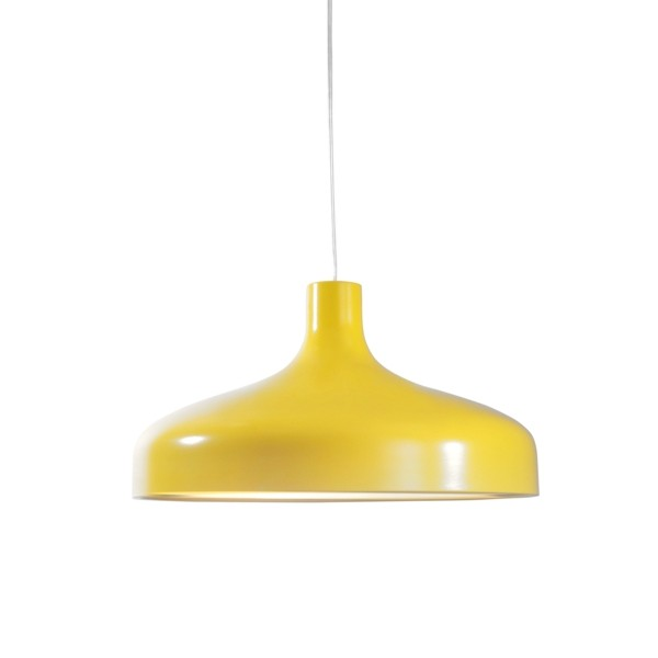 Suspension design brasilia jaune supension luminaire design - Suspension cuisine design ...