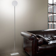 Lampadaire design led fullmoon
