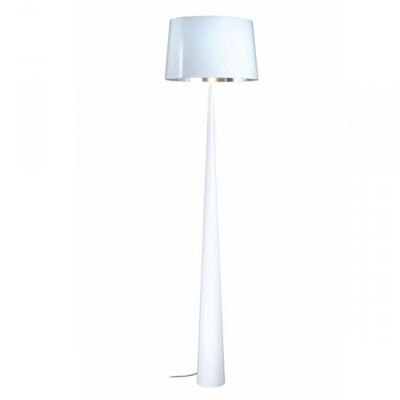 lampadaire design totem blanc lampadaire design. Black Bedroom Furniture Sets. Home Design Ideas